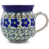 12 oz Stoneware Bubble Mug - Polmedia Polish Pottery H9858A