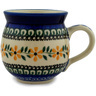 12 oz Stoneware Bubble Mug - Polmedia Polish Pottery H9953C