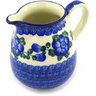 12 oz Stoneware Pitcher - Polmedia Polish Pottery H6747F