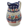 12 oz Stoneware Pitcher - Polmedia Polish Pottery H7380K