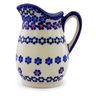 12 oz Stoneware Pitcher - Polmedia Polish Pottery H9115I