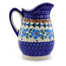 12 oz Stoneware Pitcher - Polmedia Polish Pottery H9233I
