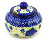 12 oz Stoneware Sugar Bowl - Polmedia Polish Pottery H6336F