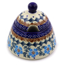 12 oz Stoneware Sugar Bowl - Polmedia Polish Pottery H9067I