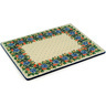 13-inch Stoneware Cookie Sheet - Polmedia Polish Pottery H9269C
