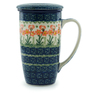 13 oz Stoneware Brewing Mug - Polmedia Polish Pottery H0534I