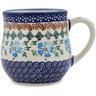 13 oz Stoneware Bubble Mug - Polmedia Polish Pottery H0936L