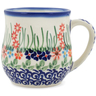 13 oz Stoneware Bubble Mug - Polmedia Polish Pottery H0981L