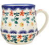 13 oz Stoneware Bubble Mug - Polmedia Polish Pottery H1573L