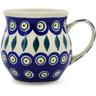 13 oz Stoneware Bubble Mug - Polmedia Polish Pottery H6138K