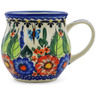 13 oz Stoneware Bubble Mug - Polmedia Polish Pottery H6139K