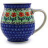 15 oz Stoneware Bubble Mug - Polmedia Polish Pottery H6691I