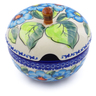 15 oz Stoneware Sugar Bowl - Polmedia Polish Pottery H1254H