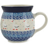16 oz Stoneware Bubble Mug - Polmedia Polish Pottery H0001L