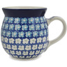16 oz Stoneware Bubble Mug - Polmedia Polish Pottery H0029L