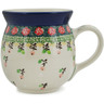 16 oz Stoneware Bubble Mug - Polmedia Polish Pottery H0035L