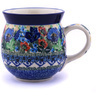 16 oz Stoneware Bubble Mug - Polmedia Polish Pottery H0120G