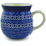 16 oz Stoneware Bubble Mug - Polmedia Polish Pottery H0172F