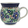 16 oz Stoneware Bubble Mug - Polmedia Polish Pottery H0371B