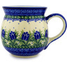 16 oz Stoneware Bubble Mug - Polmedia Polish Pottery H0402B