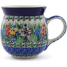 16 oz Stoneware Bubble Mug - Polmedia Polish Pottery H0552G