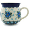 16 oz Stoneware Bubble Mug - Polmedia Polish Pottery H0678I
