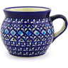 16 oz Stoneware Bubble Mug - Polmedia Polish Pottery H0900A
