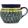 16 oz Stoneware Bubble Mug - Polmedia Polish Pottery H0903A