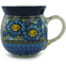 16 oz Stoneware Bubble Mug - Polmedia Polish Pottery H0937I