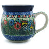 16 oz Stoneware Bubble Mug - Polmedia Polish Pottery H0938I