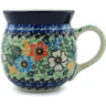 16 oz Stoneware Bubble Mug - Polmedia Polish Pottery H0939I