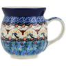 16 oz Stoneware Bubble Mug - Polmedia Polish Pottery H0964L