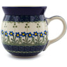16 oz Stoneware Bubble Mug - Polmedia Polish Pottery H1050B