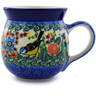 16 oz Stoneware Bubble Mug - Polmedia Polish Pottery H1290I