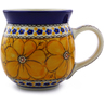 16 oz Stoneware Bubble Mug - Polmedia Polish Pottery H1407I