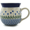 16 oz Stoneware Bubble Mug - Polmedia Polish Pottery H1743I