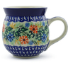 16 oz Stoneware Bubble Mug - Polmedia Polish Pottery H1944B