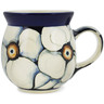 16 oz Stoneware Bubble Mug - Polmedia Polish Pottery H2114L