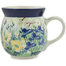 16 oz Stoneware Bubble Mug - Polmedia Polish Pottery H2160L