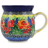 16 oz Stoneware Bubble Mug - Polmedia Polish Pottery H2249L