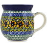 16 oz Stoneware Bubble Mug - Polmedia Polish Pottery H2410L
