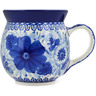 16 oz Stoneware Bubble Mug - Polmedia Polish Pottery H2434L