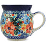 16 oz Stoneware Bubble Mug - Polmedia Polish Pottery H2484L