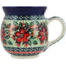 16 oz Stoneware Bubble Mug - Polmedia Polish Pottery H2492L
