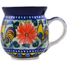 16 oz Stoneware Bubble Mug - Polmedia Polish Pottery H2530L
