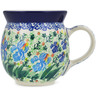 16 oz Stoneware Bubble Mug - Polmedia Polish Pottery H2534L