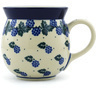 16 oz Stoneware Bubble Mug - Polmedia Polish Pottery H2545H