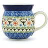 16 oz Stoneware Bubble Mug - Polmedia Polish Pottery H2546G