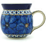 16 oz Stoneware Bubble Mug - Polmedia Polish Pottery H2815C
