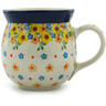 16 oz Stoneware Bubble Mug - Polmedia Polish Pottery H2883I